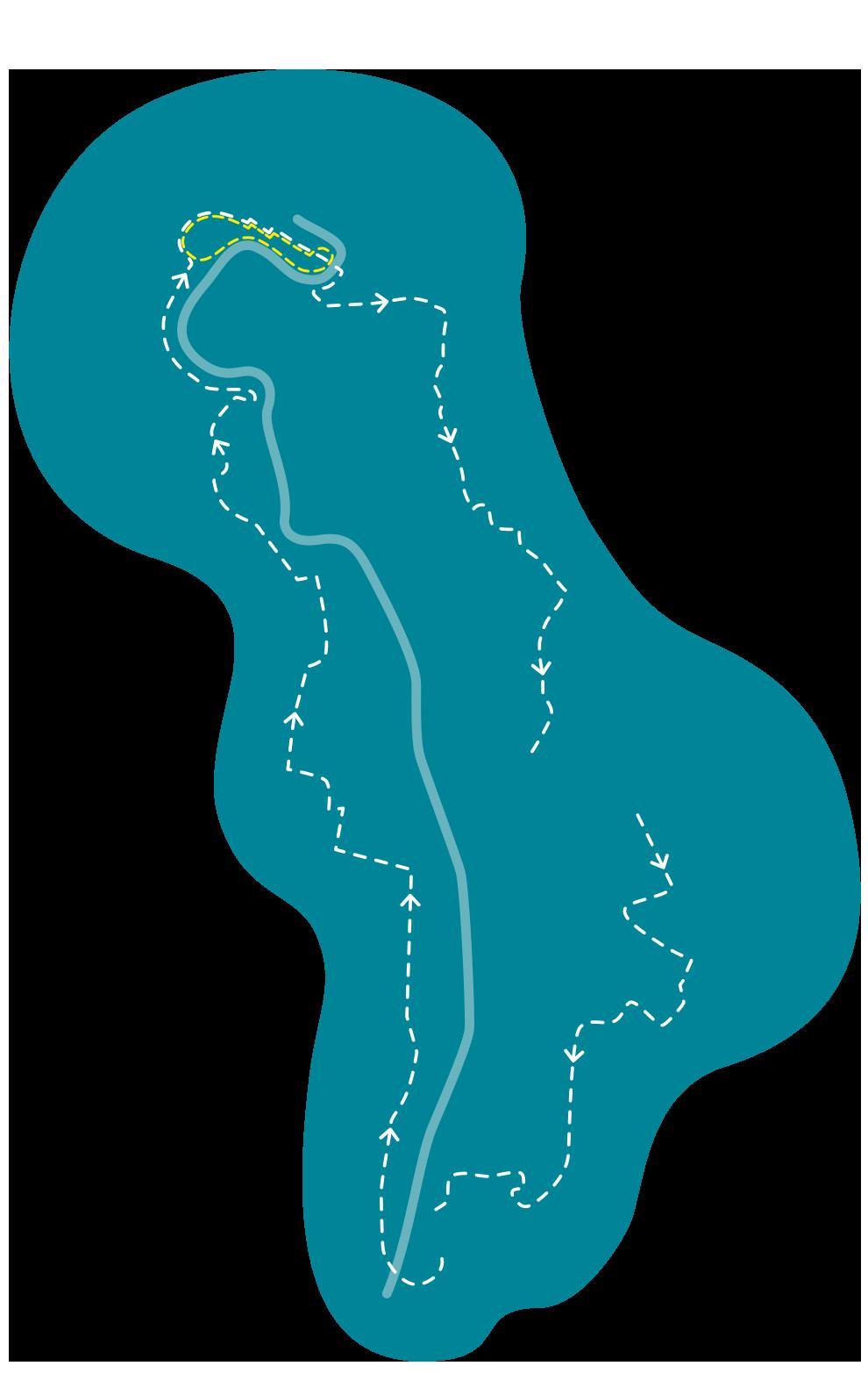 Hallo Velo Strecken Karte